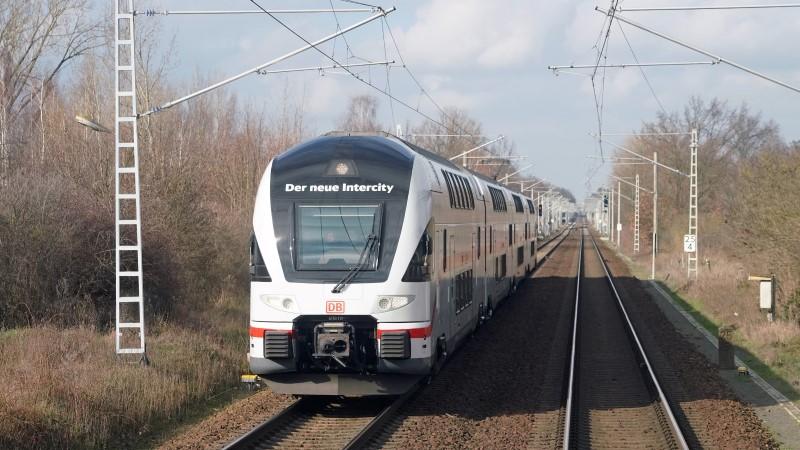 Deutsche Bahn, DB, Share