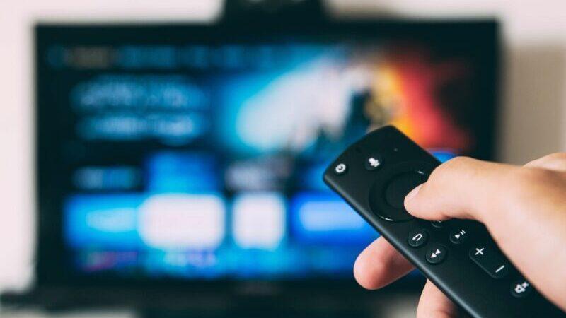 Fernseher, Fernbedienung