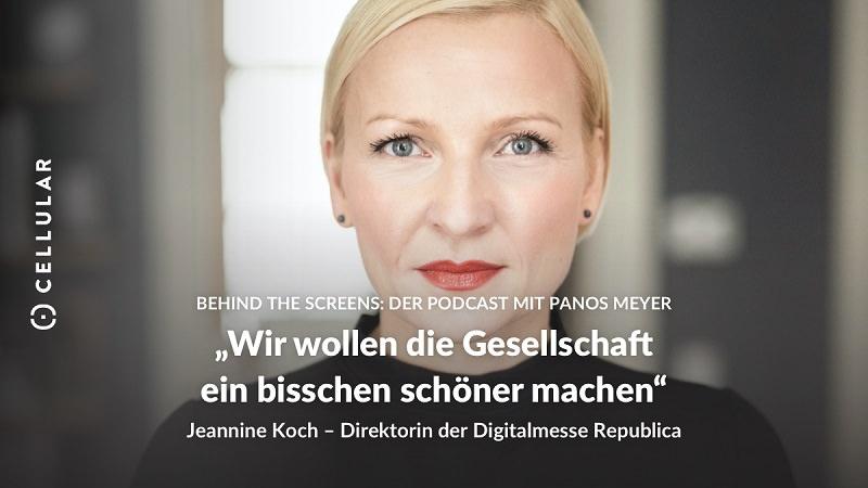 Jeannine Koch, Republica