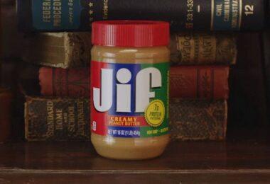 Jif Peanut Butter, Erdnussbutter, GIF, Giphy