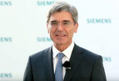 Joe Käser, Joe Kaeser, Siemens AG, Employer Branding