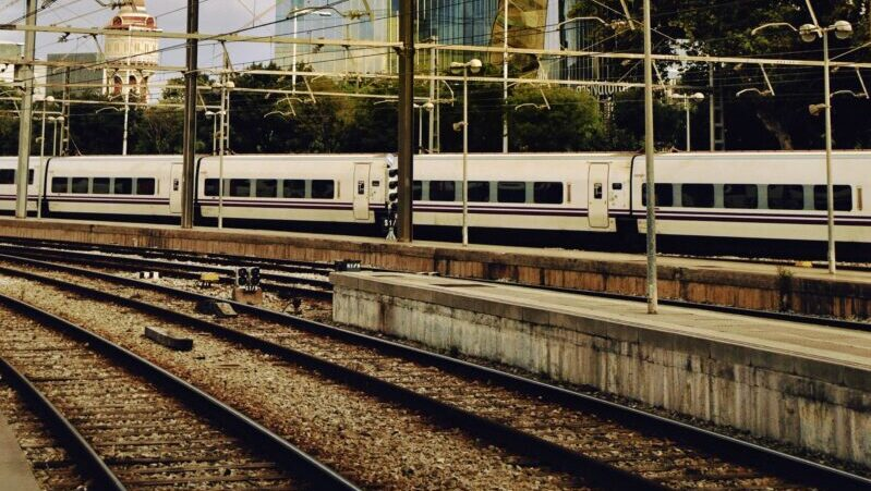 Spanien, Schienennetz