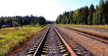Schienennetz, Bahnstrecke