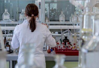 Labor, Chemie, Arzt, Ärzte, Coronavirus, Corona-Infizierte