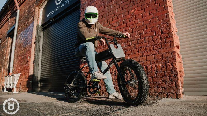 Urban Drivestyle, BMX-Bike, E-Bike