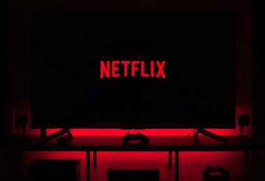 Netflix, Fernseher, Smart TV, Netflix im April 2020