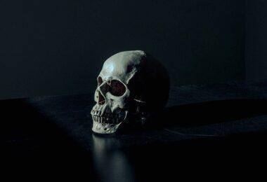 Totenschädel, Schädel, Skelett, Facebook