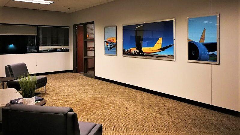 DHL, Büro, Cincinnati, CVG