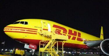 Boeing 777, DHL, CVG