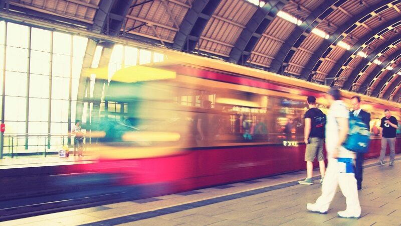 U-Bahn, urban, Stadt, Berlin, BVG