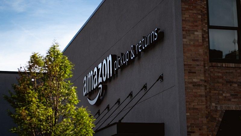Amazon, Amazon-Logistik, Amazon-Logistikzentrum
