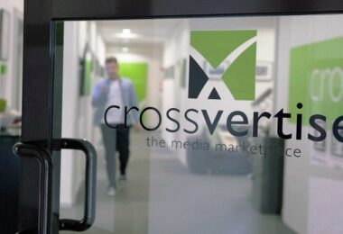 Crossvertise, Werbebuchung, digitale Werbebuchung, Werbebuchungsplattform, Ad Tech, Ad Technology