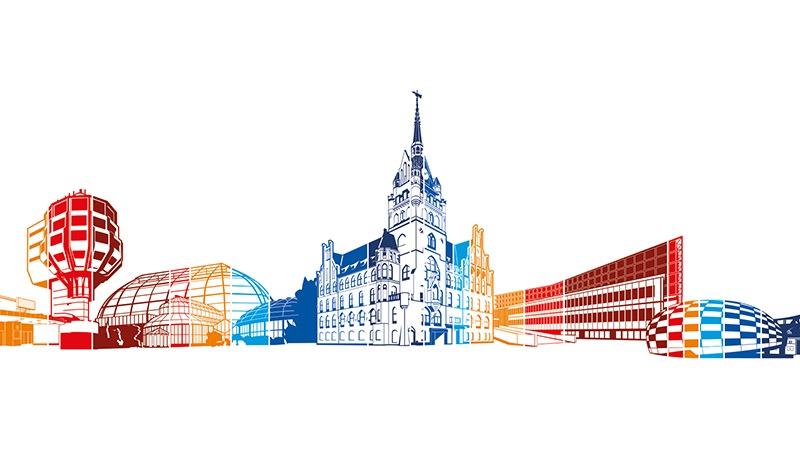 Berlin, Bezirk Steglitz-Zehlendorf, Social Media in Behörden