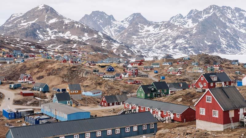 Grönland, Corona, Pandemie, Dänemark