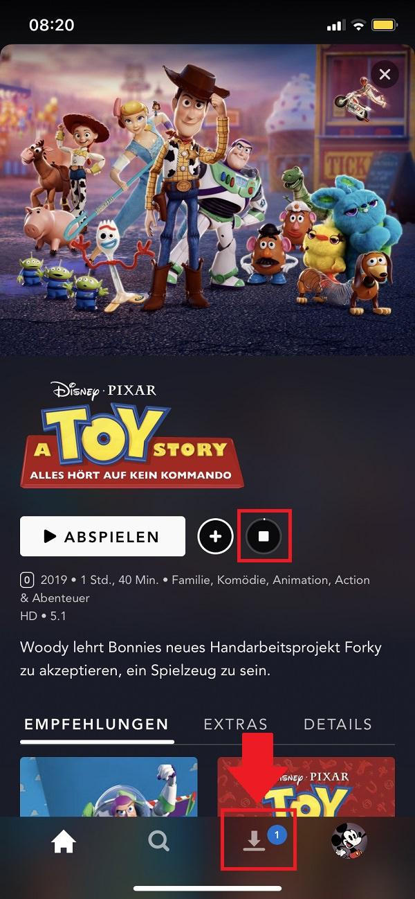 Disneyplus Filme