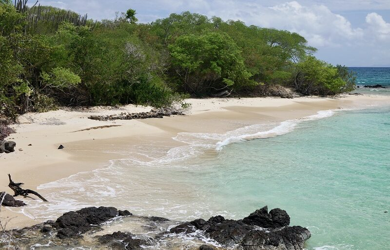 Martinique, Strand, Bucht, Karibik, Meer, Urlaub