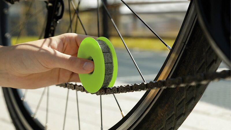 Drivt, WN Products, Green Disc, Fahrrad, Fahrradkette ölen
