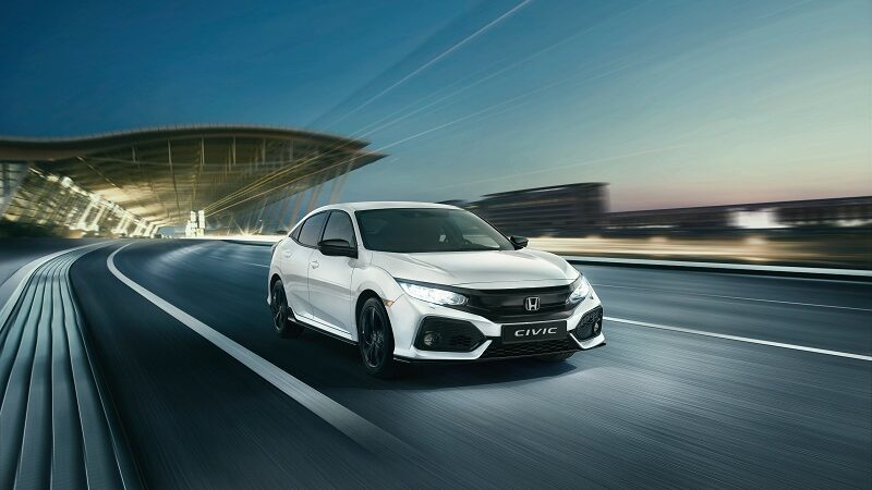 Honda Civic Dynamic, Auto, Sportwagen