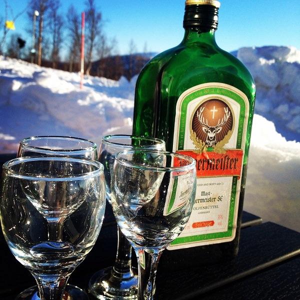 Jägermeister, Alkohol, Schnaps