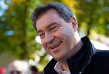 Markus Söder, CSU, bayerischer Ministerpräsident