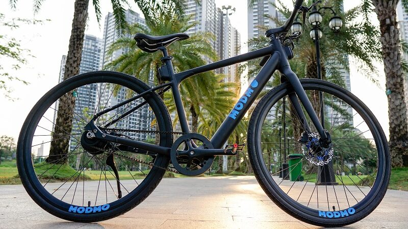 Modmo, Saigon, E-Bike, Vietnam, Fahrrad, Start-up