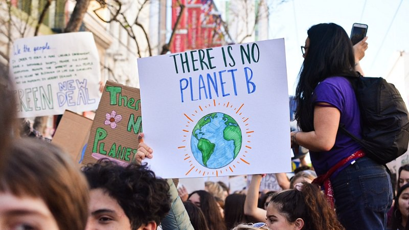 Planet B, Fridays for Future, Pariser Klimaabkommen, Pariser Klimaziele, Stiftung 2 Grad