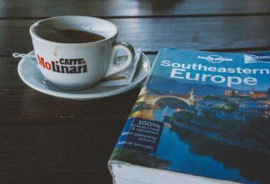 Lonely Planet Reiseführer, Kaffee, Südosteuropa, reisen