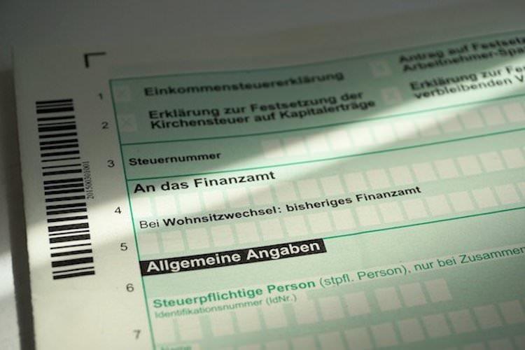 Steuererklärung selber machen Vergleich