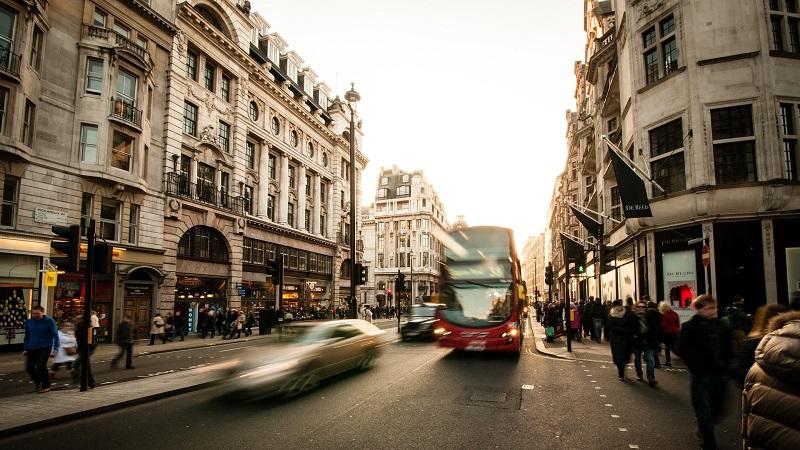 Straße, Stadt, Fahrzeuge, Verkehr, urban