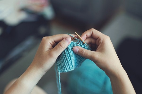 Stricken, nähen, häkeln, Handarbeit, Handwerk, Hobby