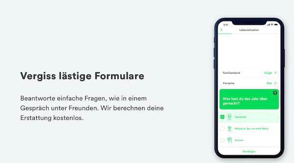 Taxfix App