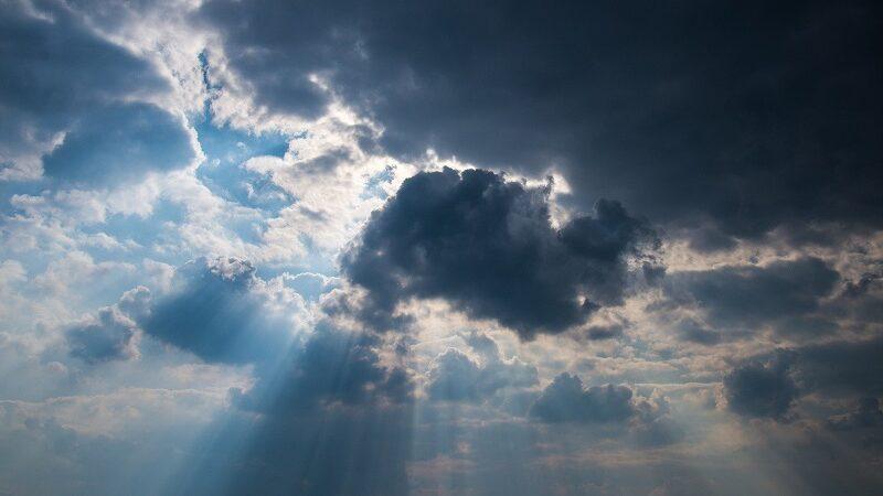 Wolken, Sonne, Himmel, Wetter