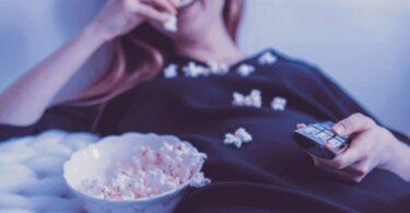 Popcorn, Lachen, Netflix, Unterhaltung
