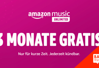 BT Deals Amazon Music Unlimited