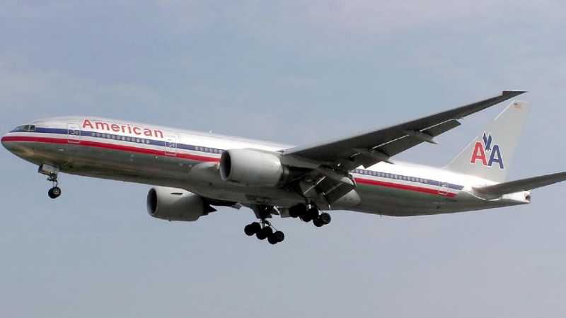 American Airlines, Flugzeug