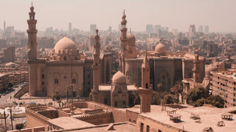 Kairo, Ägypten, Architektur