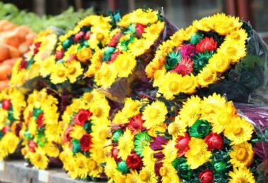 Muttertag, Fuckorona, Blumenstrauß, Blumen, Blumensträuße