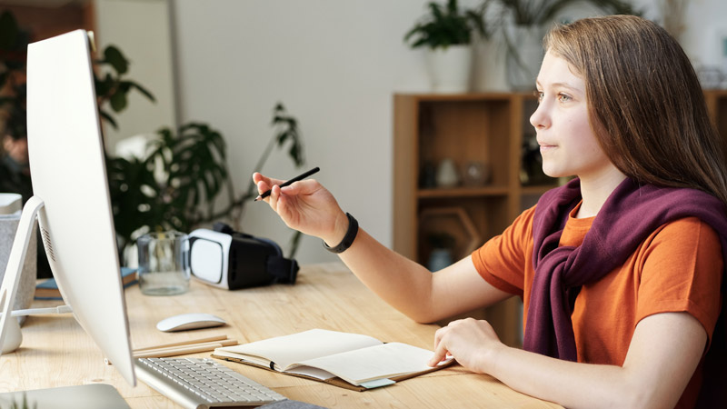 Lernplattform, Schule, Bildung, digitales Lernen, Home Schooling,