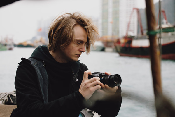 Yannik Markworth, klein aber, YouTube-Agentur