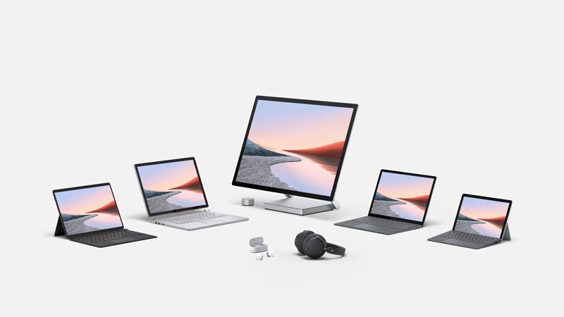 Microsoft Surface, Surface