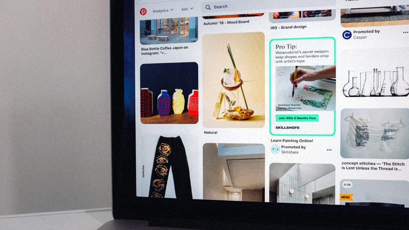 Social Commerce, Pinterest-App, Pinterest, Shopify, E-Commerce