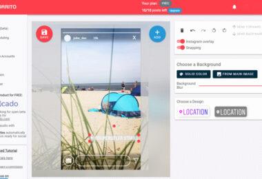 Storrito, Instagram-Story, Instagram, Instagram-Stories, Stories vorplanen