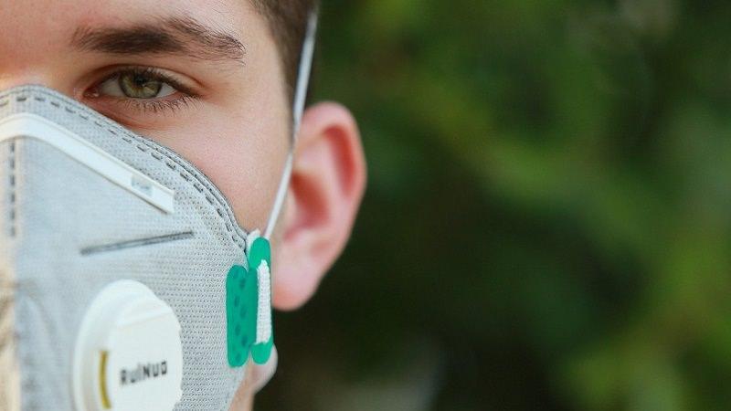 Corona-Masken, Corona-Maske, Atemschutzmaske, FFP2-Maske
