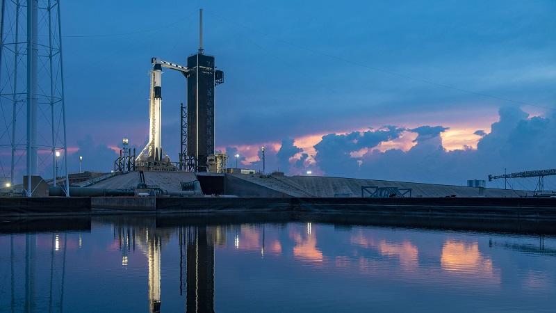Crew Dragon, Falcon 9, SpaceX, NASA, Weltraum, Raumfahrt, Rakete, Cape Canaveral