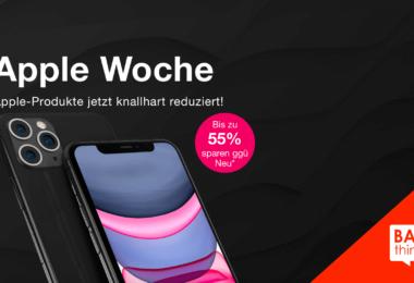 BT-Deals: Apple-Woche bei Rebuy