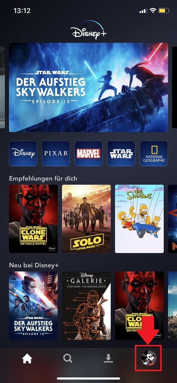 Disney Plus, Disney+, Disney Plus Videoqualität anpassen, Disney Plus Video-Qualität anpassen, Disney Plus HD, Disney Plus UHD