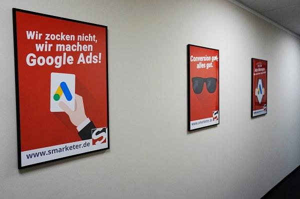 Smarketer, zertifizierte Google-Ads-Agentur, Google Premium Partner, Microsoft Advertising Elite Channel Partner, Google CSS Partner