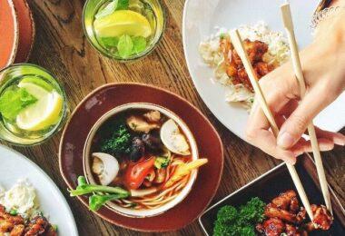 Essen, asiatisch, Lebensmittel, Mahlzeit