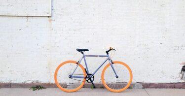 Fahrrad, Wand