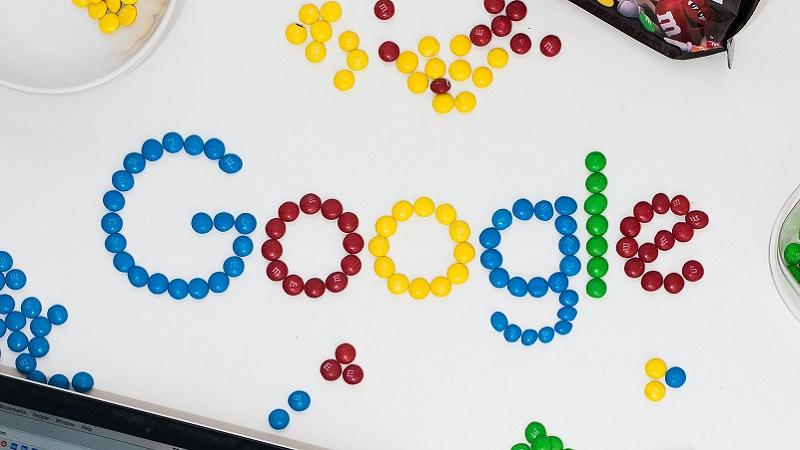 Google, Google-Logo, Google-Werbung, Keywords bei Google